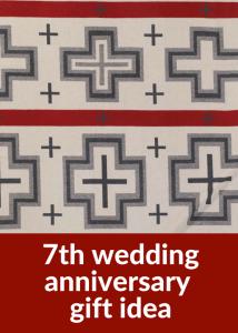 7th anniversary gift idea