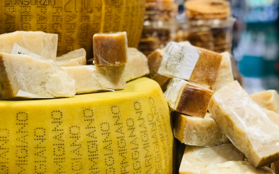 5 things I've learned about Parmigiano Reggiano cheese