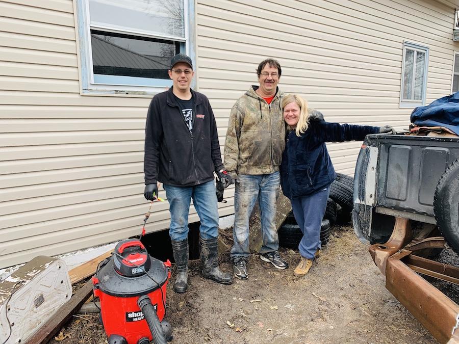 Nebraska flood victims