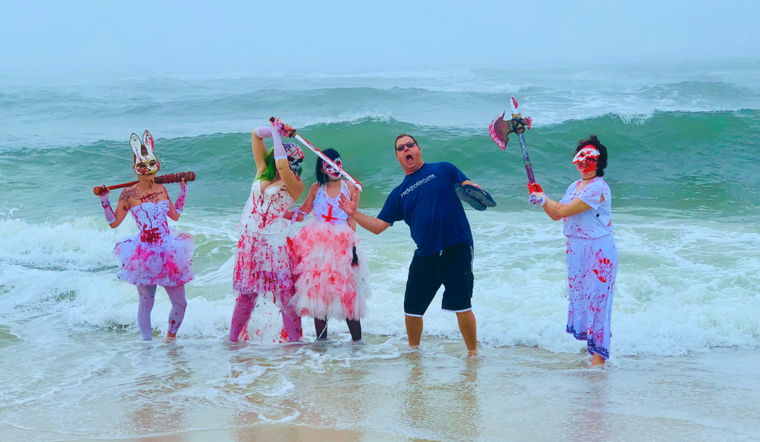 The Flora-Bama Polar Bear Dip: A heart stopping start to the New Year