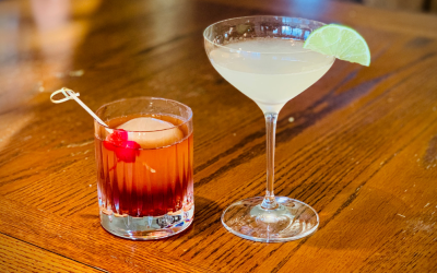 How to make a Manhattan and Classic Daiquiri