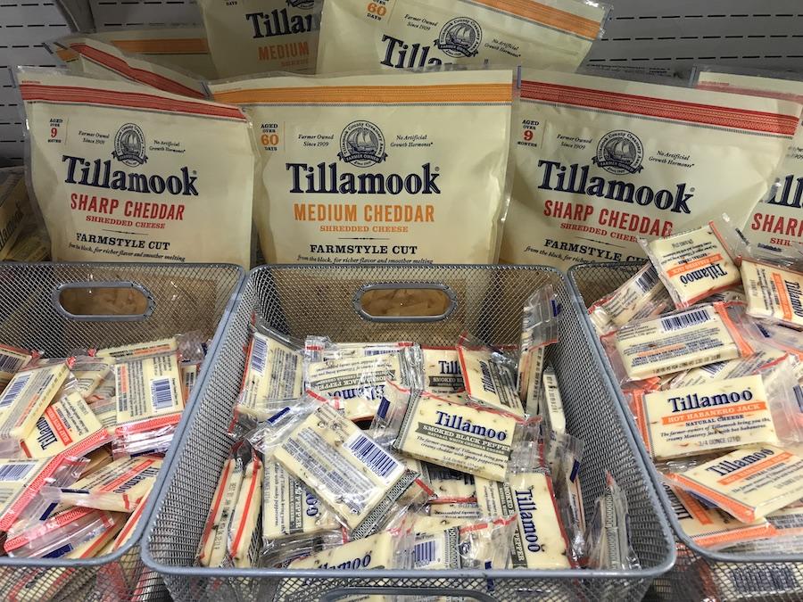 Tillamook Cheese Ice Cream Dairy