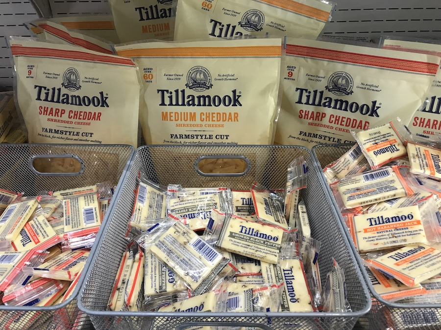 Tillamook Cheese Ice Cream Dairy