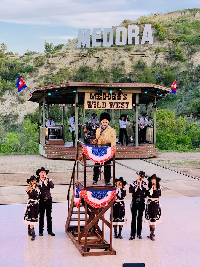 Medora Musical in North Dakota