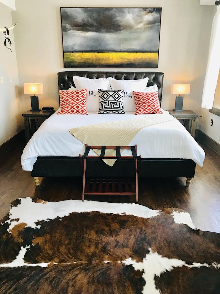 boarding house ranch room Pioneer Woman Hotel