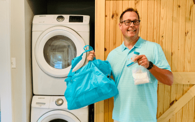 Travel tip: What you'll need to do laundry while traveling