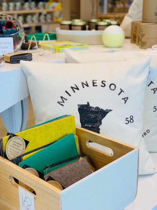 Minnesota items at Figue