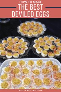 Best deviled eggs pin