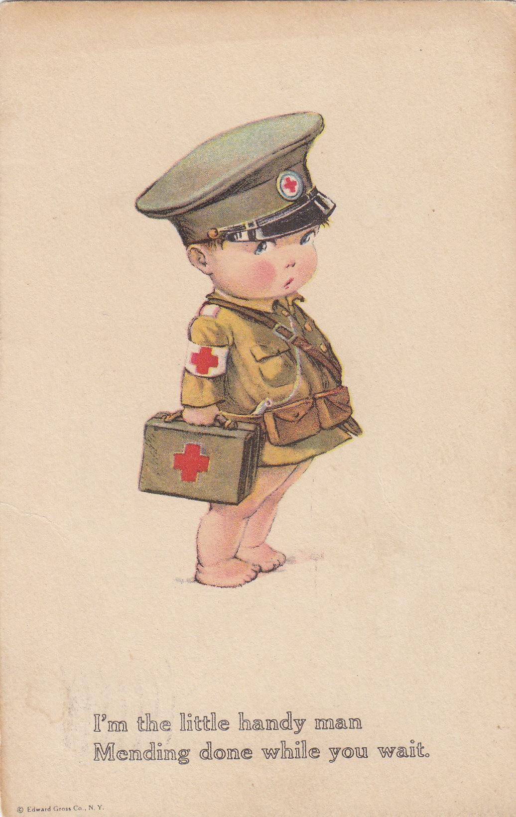 Twelvetrees WWI Postcards Moores Postcard Museum