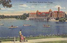 Humboldt Park Moore' Postcard Museum