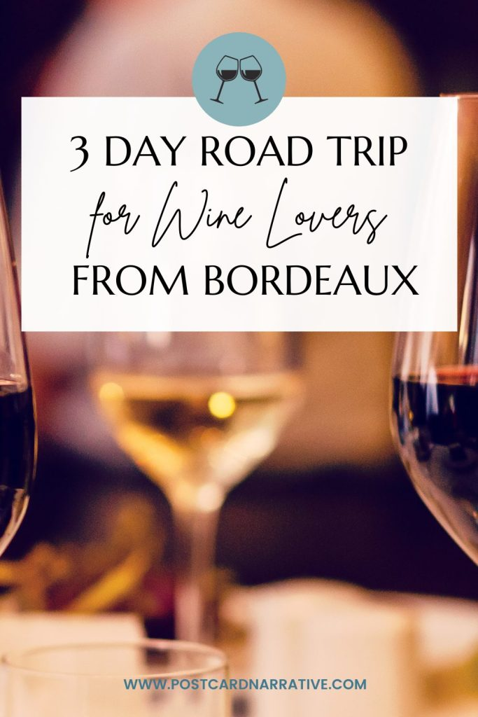 Road Trip from Bordeaux