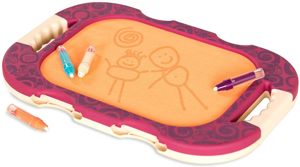 water drawing board must have kid travel item