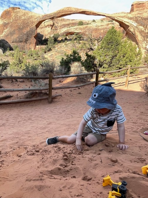 Essentials for Visiting Utah with Kids in Summer