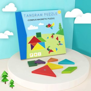 Best Travel Gifts Kid Activity Tangram