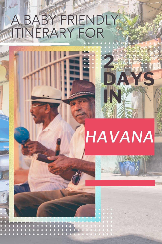 First Impression & New Perception of Havana, Cuba