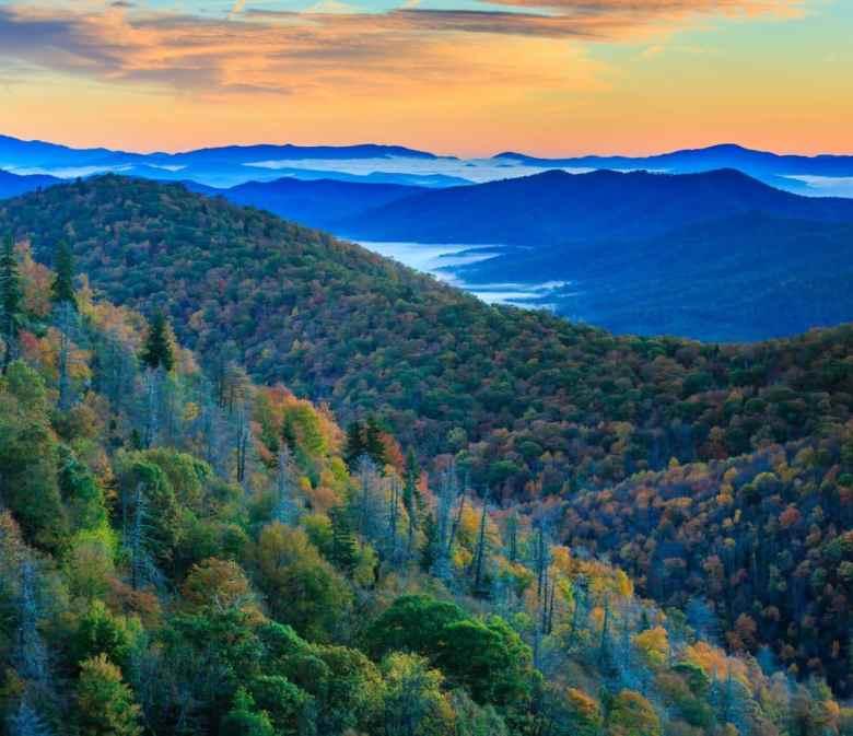 Girls Trip Asheville, North Carolina