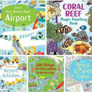 Activities for Plane Car Best Travel Gifts Kids