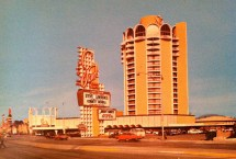 Sands Hotel Postcard Two Day