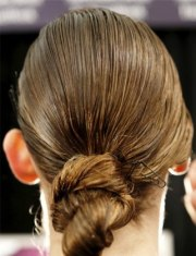 goddess braids messy buns