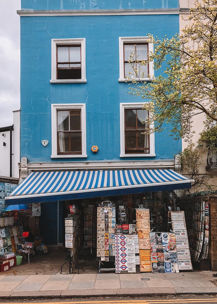 Notting Hill Shop