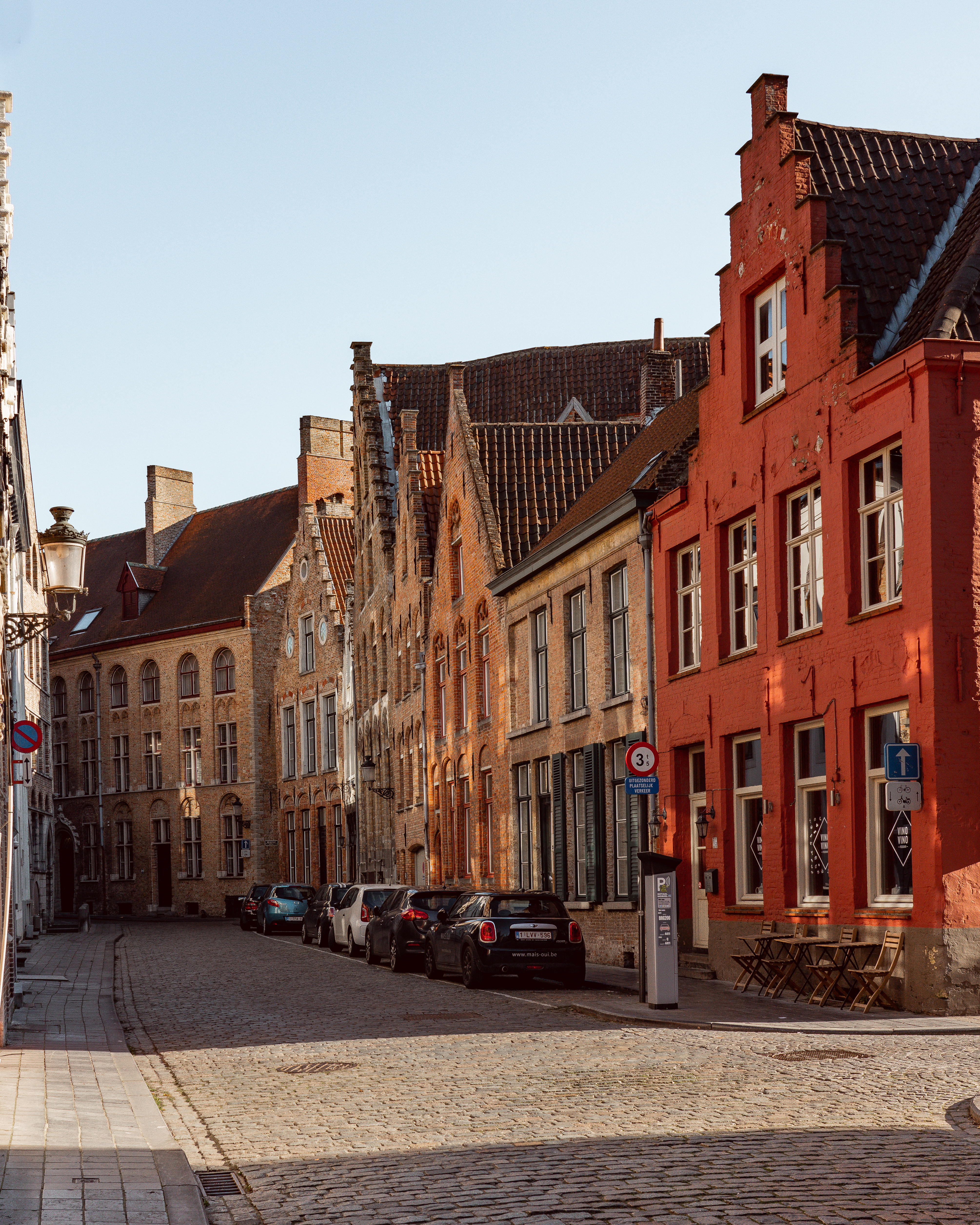 The Most Picturesque Locations in Bruges | Grauwwerkersstraat