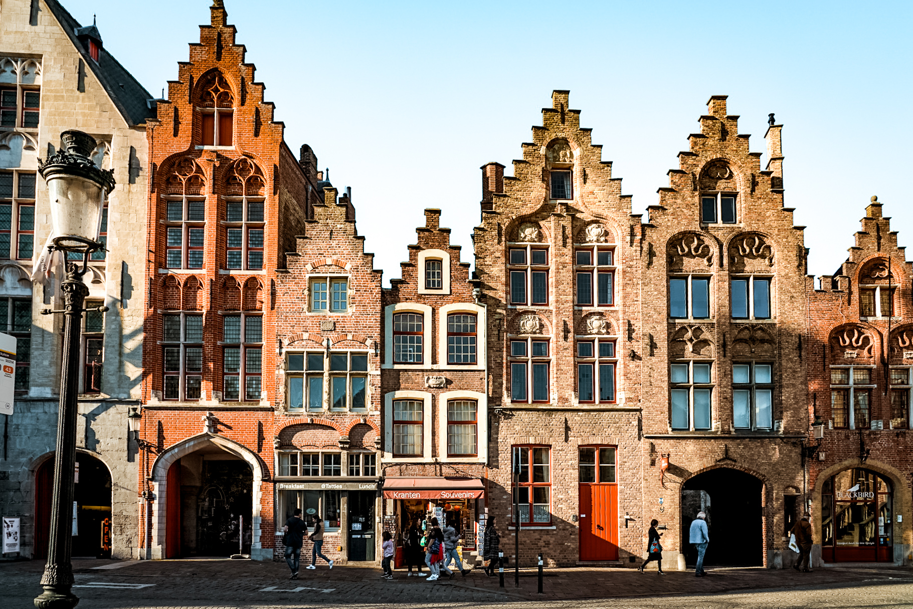 The Most Picturesque Locations in Bruges | Genthof