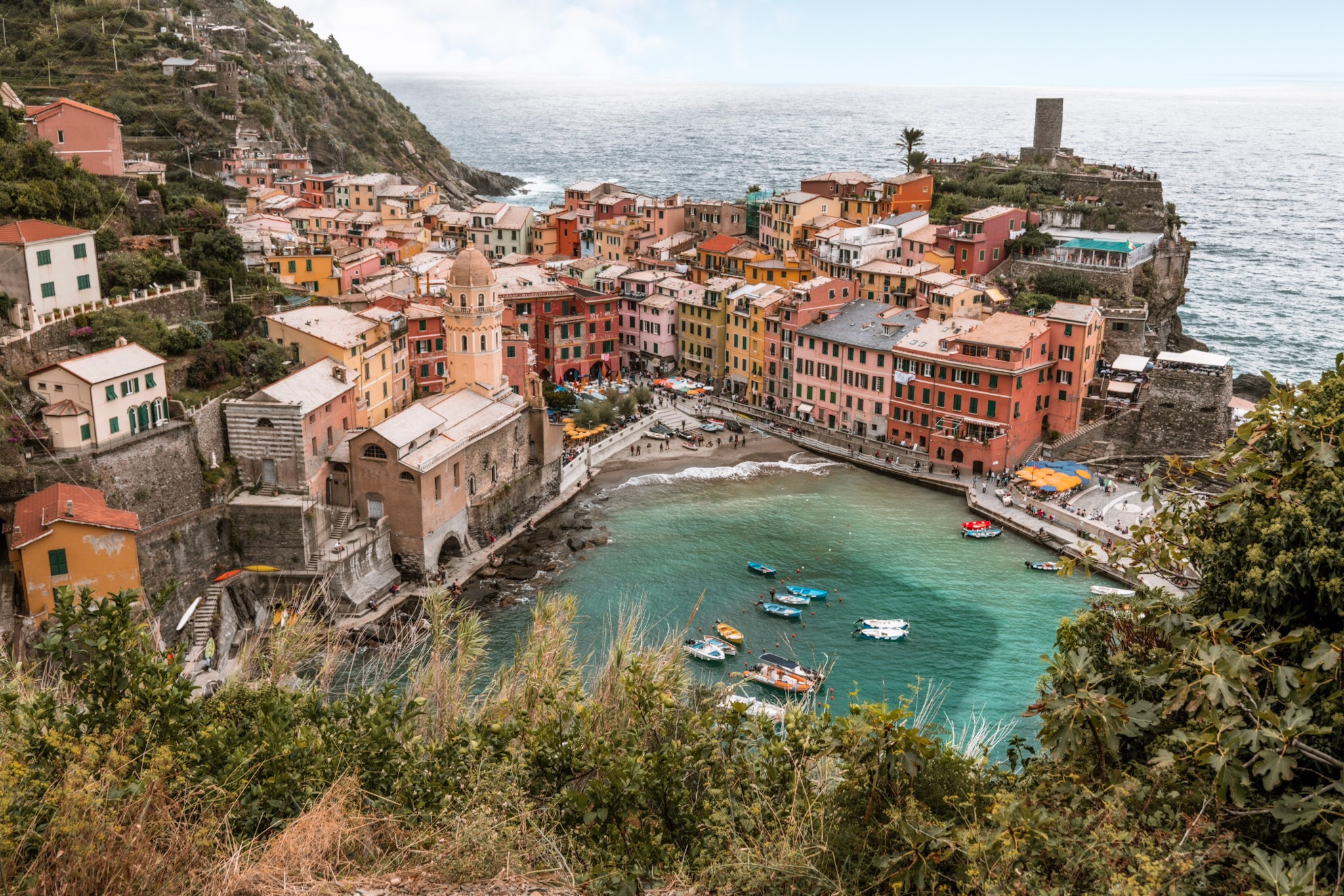 2 Day Ligurian Coast Itinerary | Vernazza