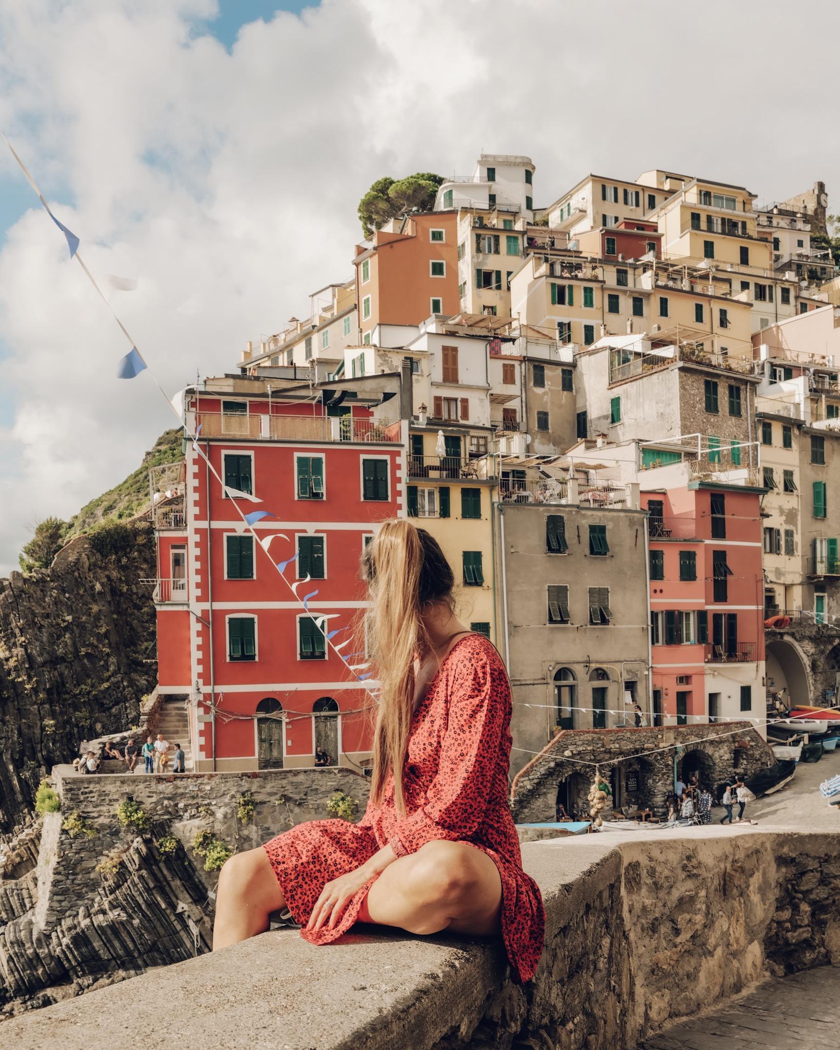 2 Day Ligurian Coast Itinerary | Riomaggiore