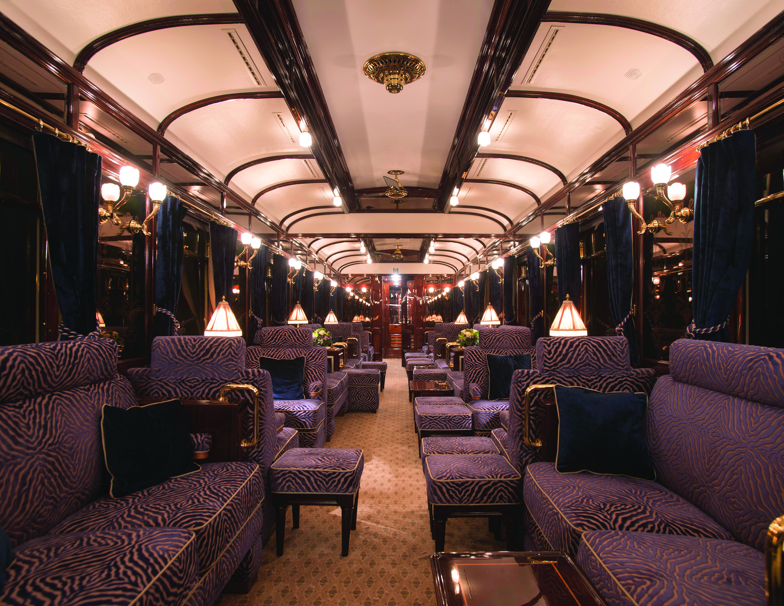 The Most Amazing Train Journeys in the World | Orient Express