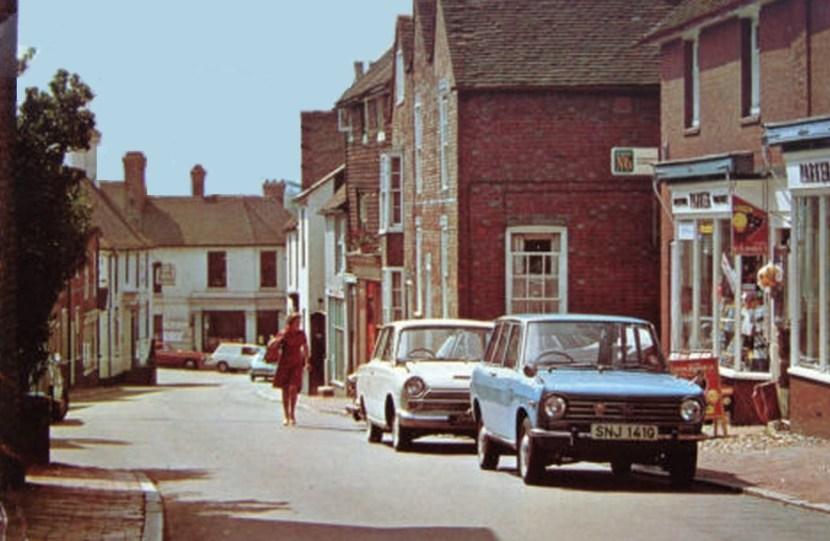 Datsun Sunny 1968 1969