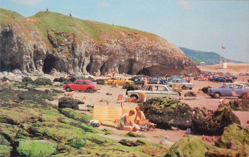 Pendine-Beach