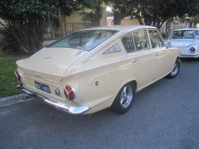 Cortina 440 Fastback
