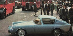 Mystery Classic Car Photoshopped