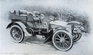 Daimler 1902 Veteran Car