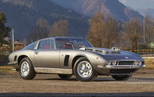 series 2 iso grifo with bonnet scoop