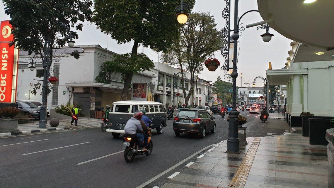 Bandung street 2019