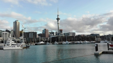 Auckland, Waterfront