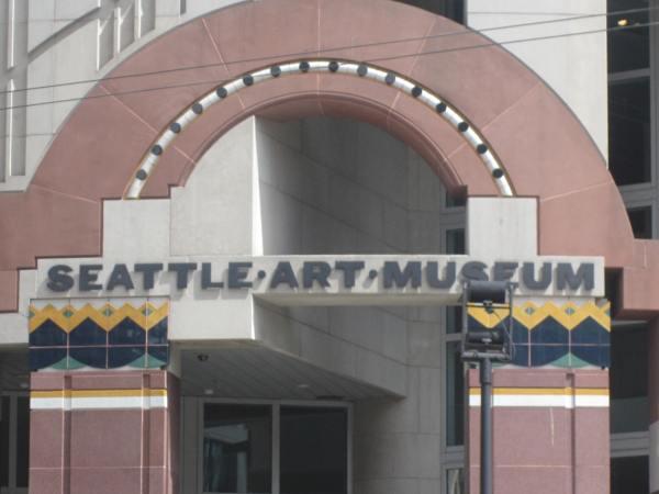 Seattle Art Museum Postcards Emilia
