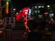 A samba dancer - in Takefu!!!