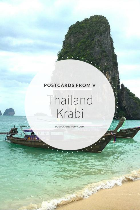 pinterest, thailand, krabi, postcards from v