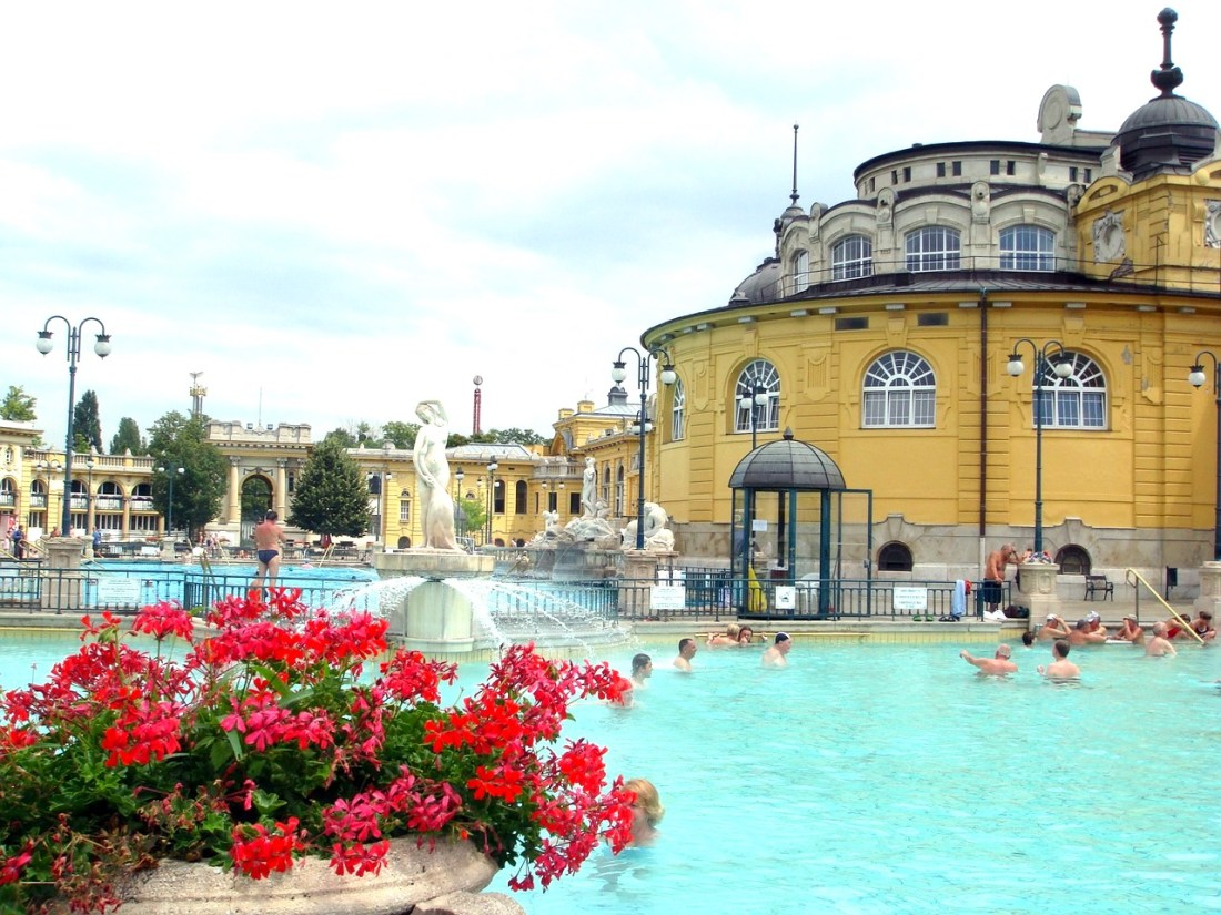 Before going to Budapest, Thermal Baths