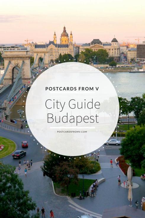 pinterest, budapest, city guide, postcards from v