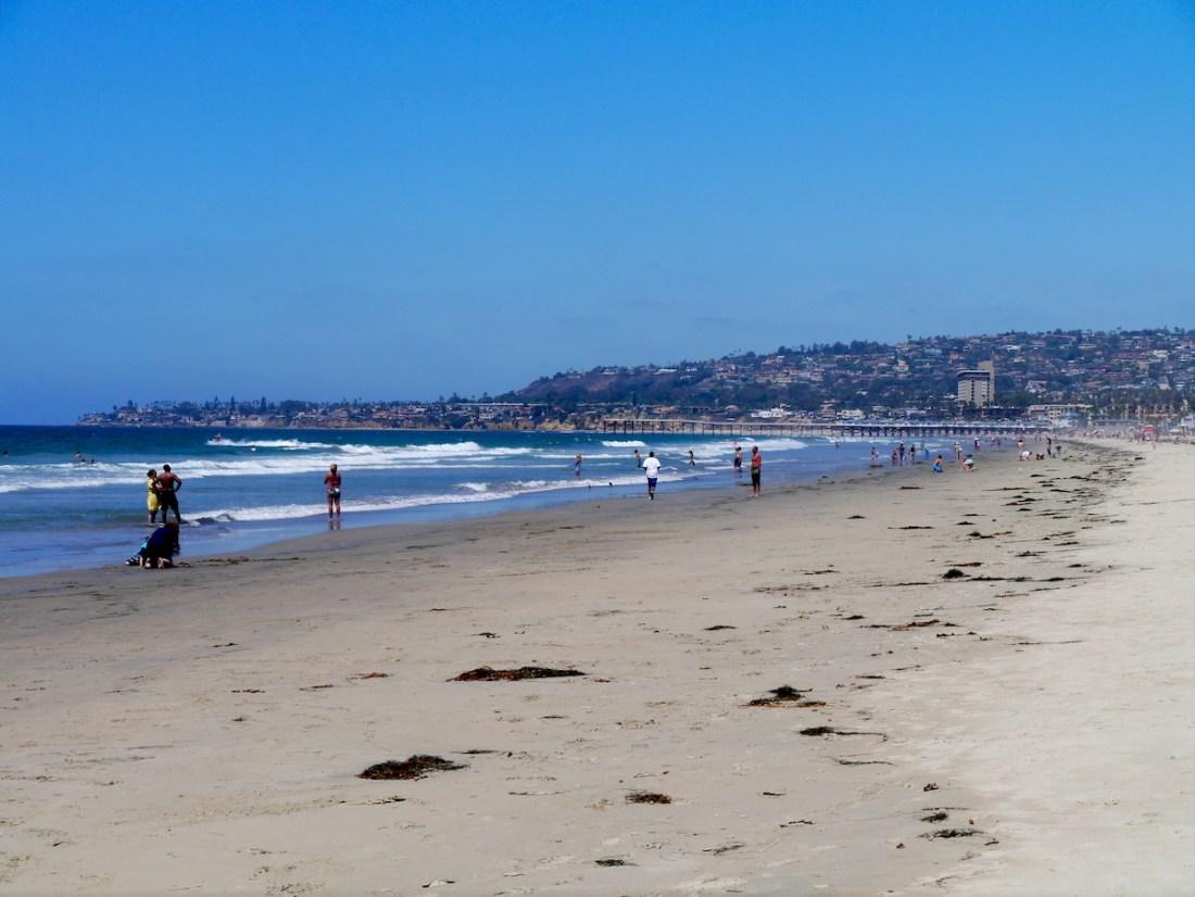 Mission Beach, Ocean