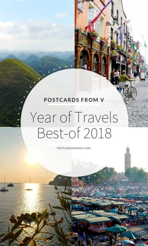 Year of Travels, Best of, Pinterest