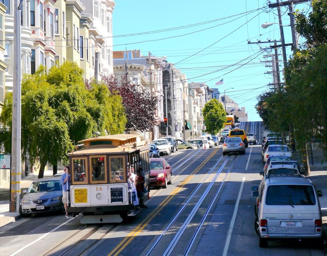 San Francisco, Travel Guide, Powell Street