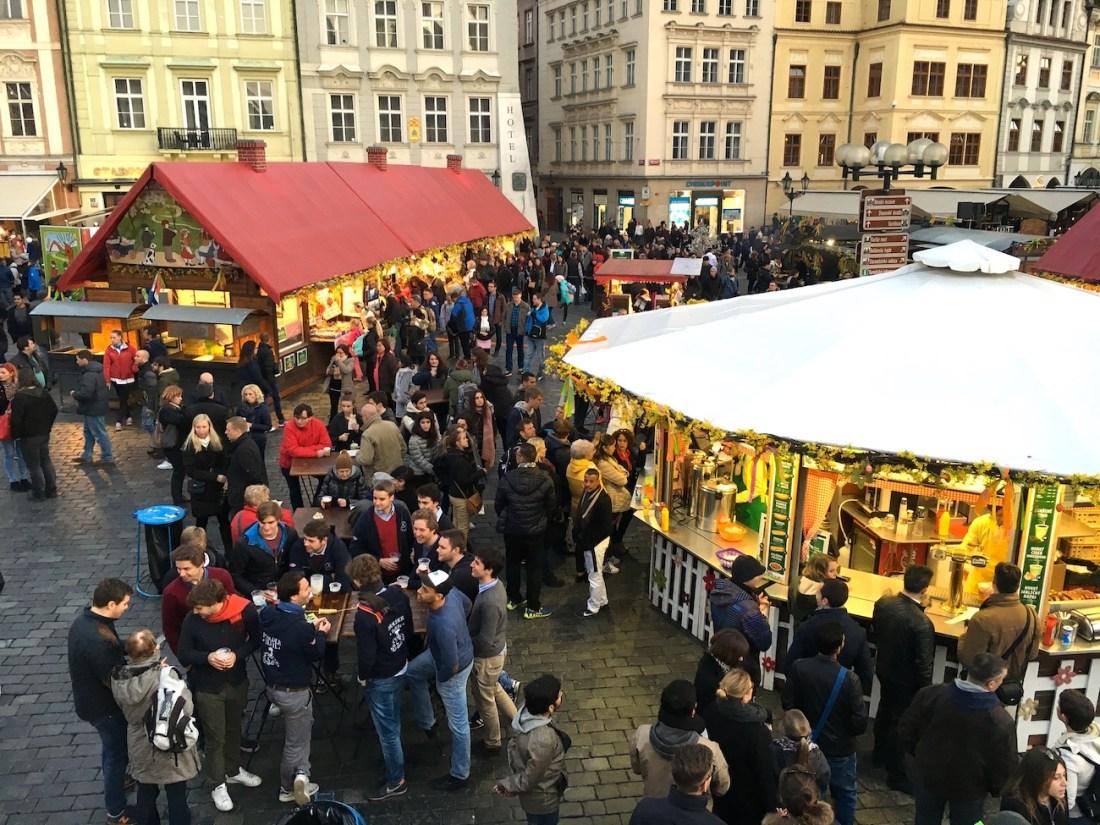 Easter Market, Prague