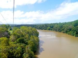 Cairns, Australia, Skyrail, River