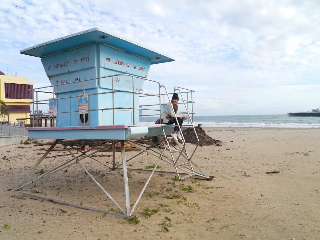 Highway 1, Roadtrip, Sansta Cruz, Beach