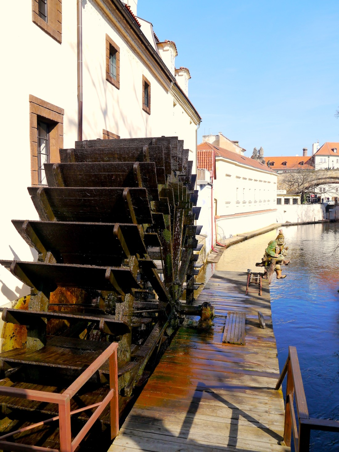 Prague, City Guide, Kampa Island