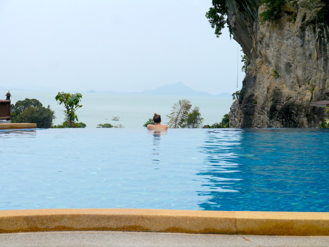 Railay Phutawan Resort, Infinity Pool, Krabi